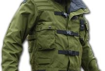 Military and outdoor gear