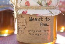 Jams, honey & preserves