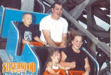 Say Cheese! / Riding a roller coaster is scary! The Tremors camera has captured some instant classic pictures of our guests riding this massive coaster. / by Silverwood Theme Park