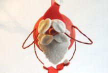 Christmas / funny and original decorations