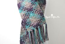 Planned Pooling Crochet / Planned pooling crochet creates an incredible argyle pattern with just one skein of yarn!  Find free crochet patterns that use planned pooling here