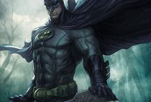 Batman / My hero