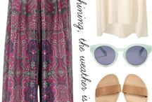Retreat - Everyday Outfit / Casual everyday outfit ideas for Unleash Your Fearless retreat.