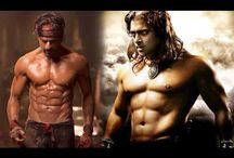 "Shahrukh Khan's 8 PACK ABS in ""Happy New Year"""