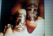 tattoos on my body / by Ashley Blalock