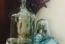 Decoration ideas / Glass decoration