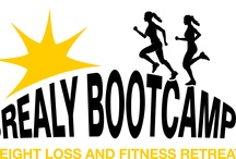 Brealy Bootcamps / Where The Body Retreat started...