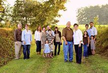 Large Family photography / by Sasha