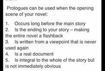 Were I to write a novel