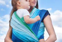 Baby Wearing / by Andrew-Charlotte Alvarado