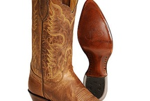 Cowboy boots!  / by ChelseyRae Marshall