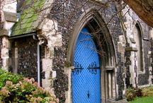 Doors to magical places