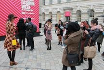 London Fashion Week / All the fashion fun from Somerset House