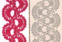 queen anne lace pattern