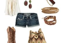 My Style / Clothes, beauty, hair, and nails / by Jennifer Perry