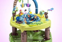Evenflo Exersaucer Triple Fun Active Learning Center Review / Evenflo Exersaucer Triple Fun Active Learning Center Review