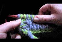 forskjellig strikk