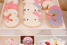 """""""Hello Kitty"""" PartyTheme"""