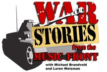 War Stories from the Music Front /  War Stories from the Music Front with Michael Brandvold and Loren Weisman is a video music business and marketing series that goes to war with the worst case scenarios and front line disasters in a humorous and informative way to help artists, managers and labels from making the same mistakes down the road.