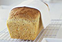 tuisgebakte brood