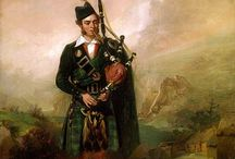 Clan Mackay / My Scotish roots. Clann M'hic Aoidgh (Mackay) is one of the most famous and certainly oldest of the true Gaelic Clanns. If you are blood related (my mother was a Bain of Falkirk), then you may count King Niall of Ireland, King David of Scotland, and Macbeth as your relations / by Scott Head