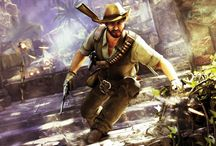 Deadfall Adventures / Deadfall Adventures takes the classic adventure genre and combines it with fast paced action associated with First Person Shooters. Set in exotic locations such as ancient Mayan ruins, forbiden cities, frozen wastelands and lush, tropical jungles - Deadfall Adventures takes the player on a whirlwind adventure set in the late 1930's.
