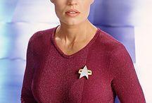 Jeri Ryan / Jeri Is My Favourite On Voyager