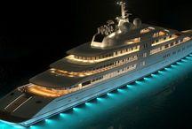Most Beautiful Yachts / http://luxurylifedesign.blogspot.com/