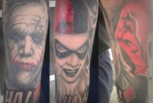 Joker & Harley Quinn Tattoo / Harley Quinn Tattoo