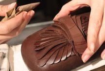 Magic Sculptures / Υπέροχες δημιουργίες με βάση τη σοκολάτα!