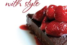 Cut out the Crap with Style  / Gluten, Dairy and Preservative Free Recipe Book