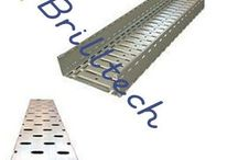 Galvanized Cable Tray Manufacturers / Brilltech Engineers Pvt. Ltd was established in the year 2007, with the motive to cater the demand of its customers in the best possible way. And now it builds its position in the market as leading Galvanized Cable Tray Manufacturers. We offer only quality approved and laboratory tested product to our clients at a reasonable market price. Send enquiries, to stay in touch. Visit: http://www.cabletraymanufacturers.in/galvanized-cable-tray.html