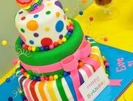 Cakes / by Manda Nell Caton