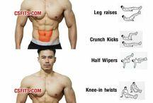 Siłka brzuch