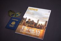 Destinations of the World News issue