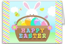 Easter Celebration / Fabulous, custom party goods for your Easter celebration! / by Carla Rolfe