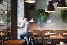 lluminazione ristorante