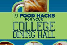Food for Students / When you need to come up with something delicious during that late night study group!
