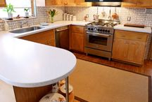 Kitchen remodel / by Amy Eshelby