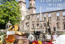 1. Albtal Grenzfest / Die Spitzengastronomie des Albtals lädt am 21. September 2014 zum Grenzfest ein.