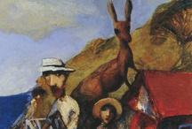 Aussie Animals in Art & Craft