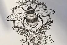 QueenB tattoo