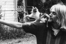 KURT WITH CATS