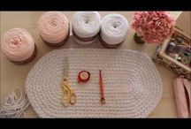 Moises a crochet, carry cot crochet