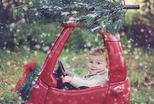 kids Christmas card photoshoot ideas
