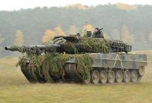 Blindados e tanques de guerra