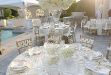Wedding Table / Wedding Inspiration tables!