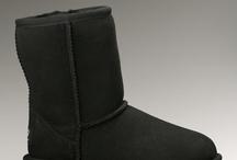 Ugg Boots KIDS CLASSIC BLACK