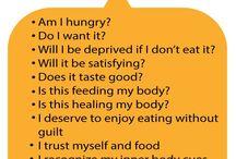 Non diet mentality