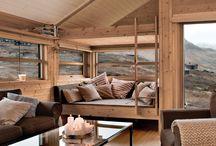 Hytte Cabin